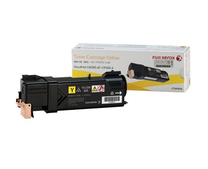 fuji-xerox-cm305df-cp305d-yellow-ct201635